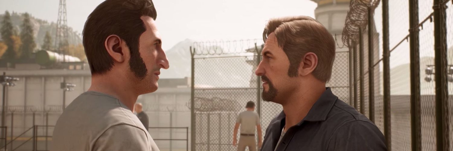 A Way Out - Trailer EA