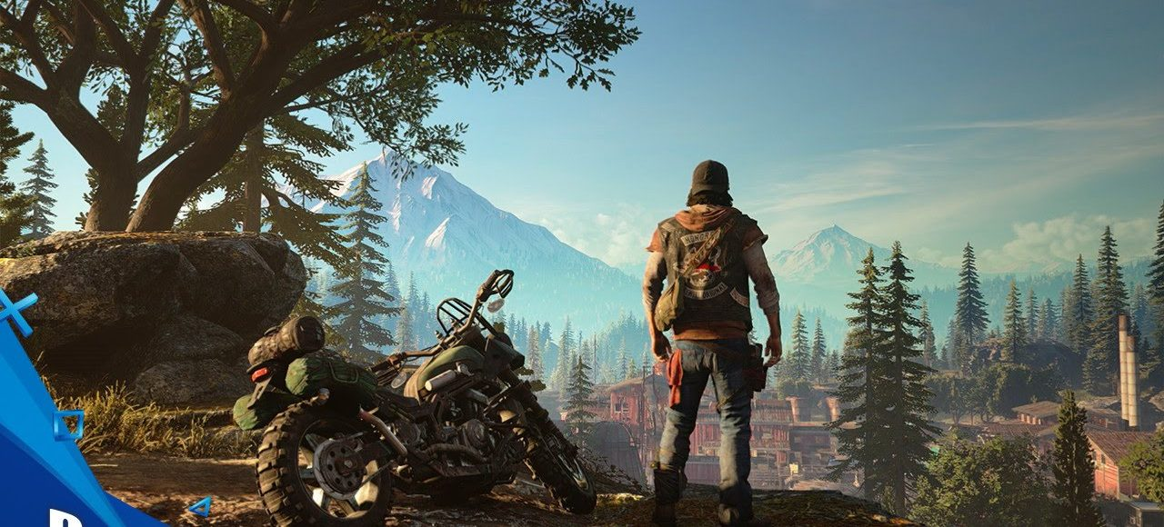 Days Gone - E3 Trailer