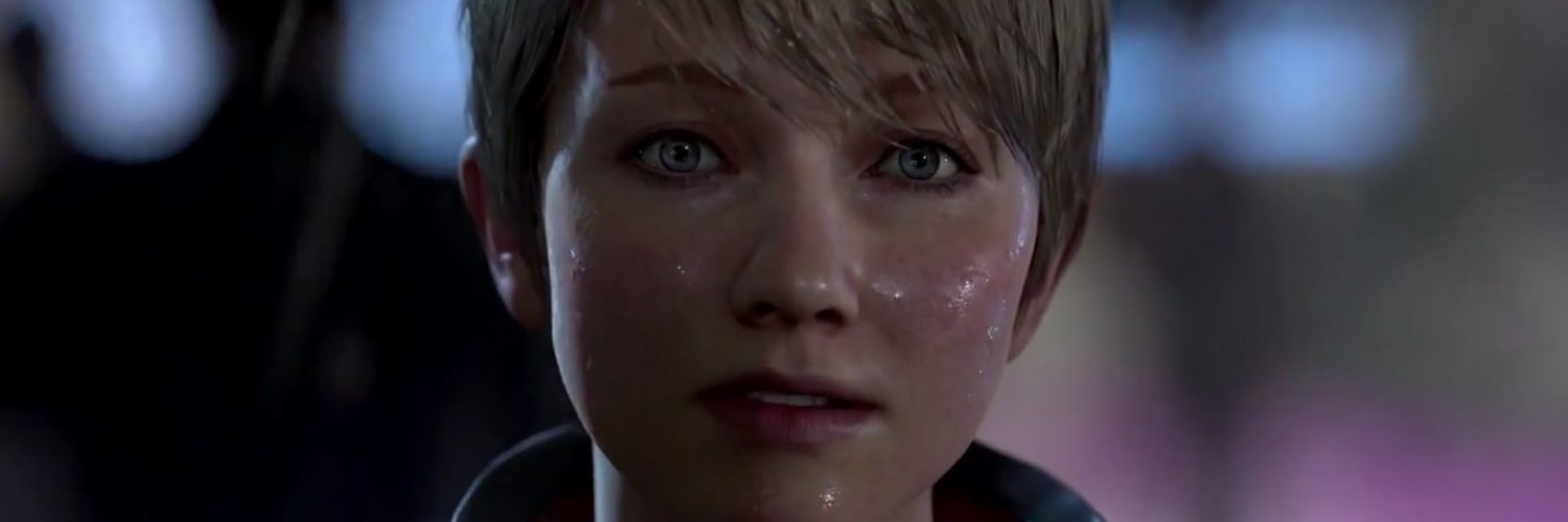 Detroit become human E3 trailer ps4