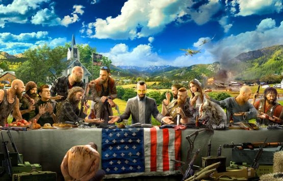 Far Cry 5, présent à l'E3 2017