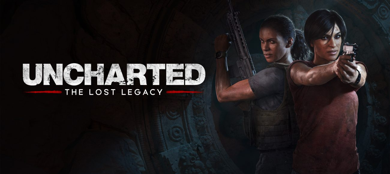 Uncharted the lost legacy - E3 Trailer 2017