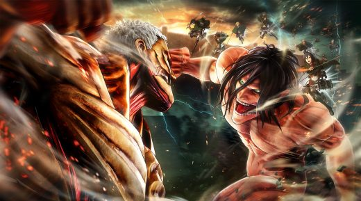 Attack on titan 2 - AOT2 - jeux video