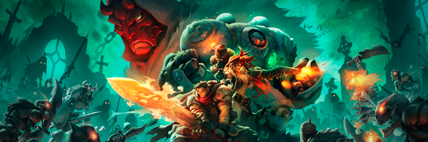 Battle Chasers Nightwar - RPG Tour par tour à la Final Fantasy