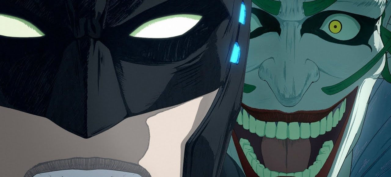 Batman Ninja Trailer
