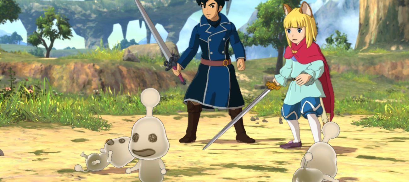 Ni no Kuni 2 : Trailer Gameplay