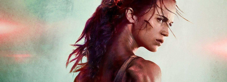 Tomb Raider, le film avec Alicia Vikander
