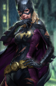 Batgirl by Artgerm
