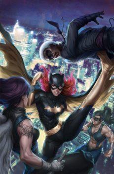 Batgirl by Stanley Lau