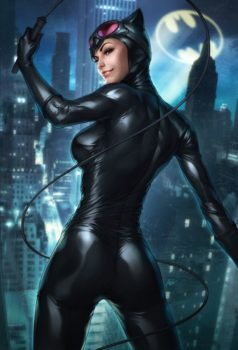 Catwoman by Artgerm