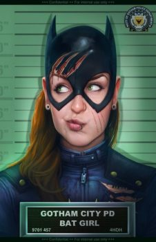 Catwoman by Jacob Sparks