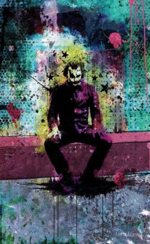 The Joker by Ian Jones