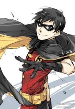 Robin - DC Comics