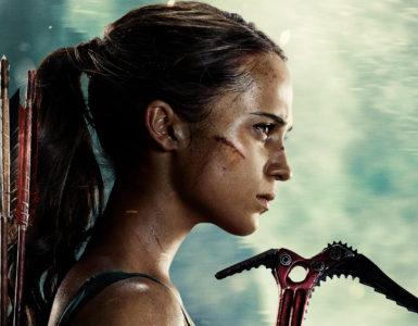 Tomb Raider - Critique & avis du film en 4DX