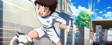 Captain Tsubasa - Anime Remake / Reboot