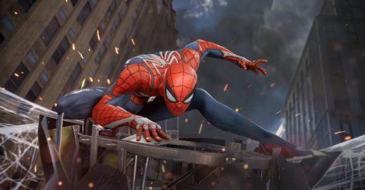 Spider-man sur PS4 : le 7 septembre