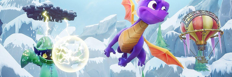 La trilogie Spyro sur PS4 et Xbox One le 21 septembre