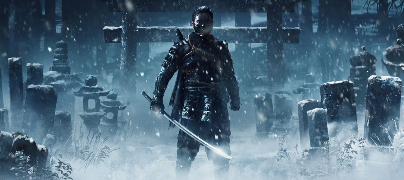 Trailer de Ghost of Tsushima E3