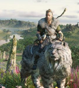 Assassin's Creed Valhalla, DLC la colère des druides