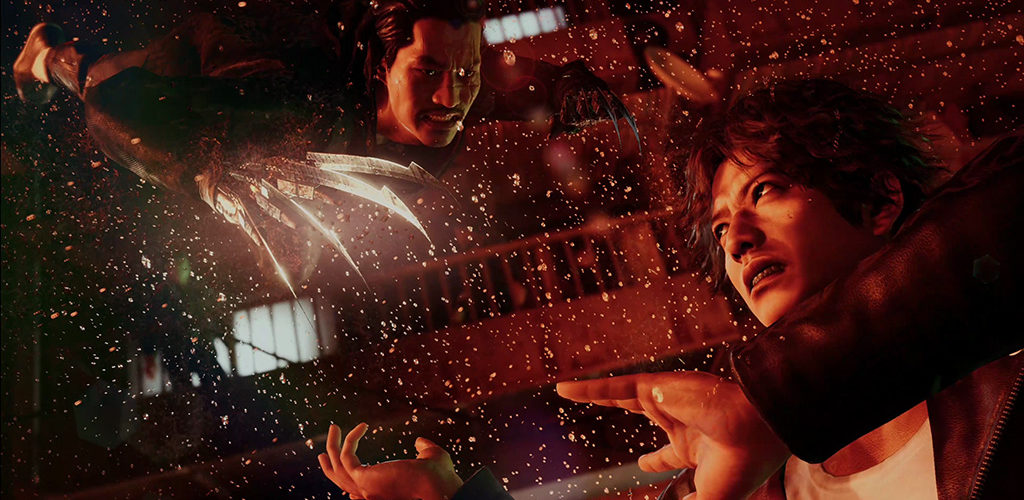 Lost Judgment sur PS5